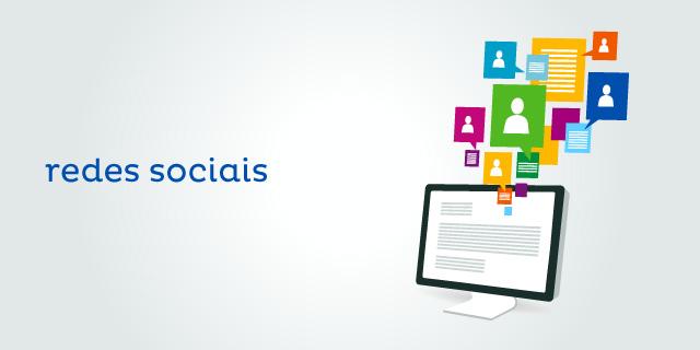 Redes Sociais o relacionamento on line.